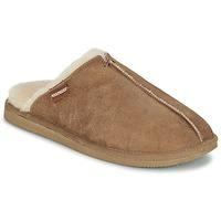 Schuhe Herren Hausschuhe Shepherd HUGO Camel
