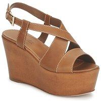 Chaussures Femme Sandales et Nu-pieds Sebastian S5270 nude