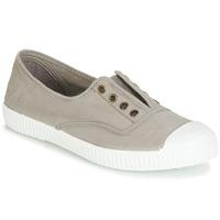 Scarpe Donna Sneakers basse Victoria 6623 GRIS Grigio