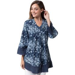 Vêtements Femme Chemises / Chemisiers La Cotonniere CHEMISE VIKI Multicolore