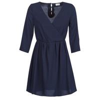 Kleidung Damen Kurze Kleider Vila VIROSSIE Marineblau