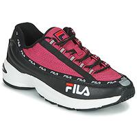 Schuhe Damen Sneaker Low Fila DSTR97 Schwarz / Rose