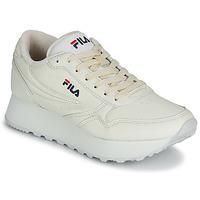 Schuhe Damen Sneaker Low Fila ORBIT ZEPPA L WMN Beige