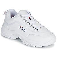 Schuhe Damen Sneaker Low Fila STRADA LOW WMN Weiß