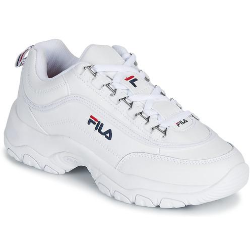 Chaussures Femme Baskets basses Fila STRADA LOW WMN Blanc