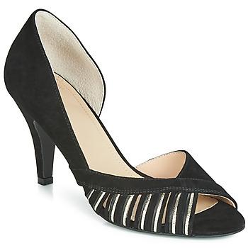 Chaussures Femme Escarpins Bocage DELAWARE NOIR