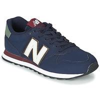 Schuhe Sneaker Low New Balance 500 Blau