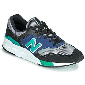 Scarpe Uomo Sneakers basse New Balance 997 Nero / Blu