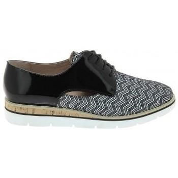 Chaussures Femme Derbies Karston derby ofelie Noir