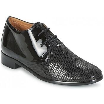 Chaussures Femme Derbies Karston Derby Jovini Noir