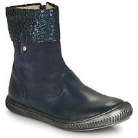 Schuhe Mädchen Boots GBB ORANTO Blau