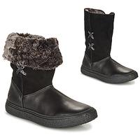 Schuhe Mädchen Boots GBB OLINETTE Schwarz