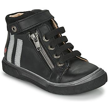 Scarpe Bambino Sneakers alte GBB OMAHO Nero
