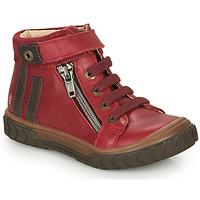 Schuhe Jungen Sneaker High GBB OMAHO Rot