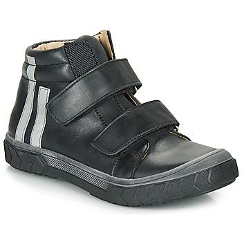Scarpe Bambino Sneakers alte GBB OZONE Nero