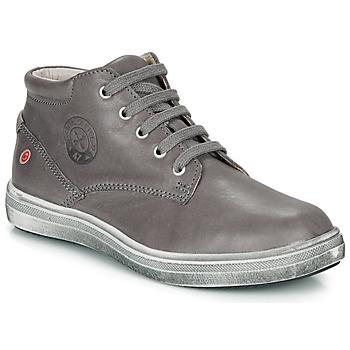 Chaussures Garçon Baskets montantes GBB NINO Gris