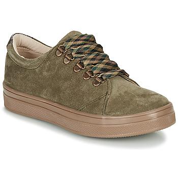 Schuhe Mädchen Sneaker Low GBB OMAZETTE Khaki