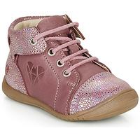 Schuhe Mädchen Boots GBB ORENA Rose