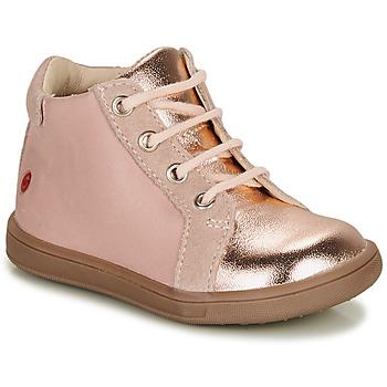 Scarpe Bambina Sneakers alte GBB FAMIA Rosa