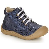 Chaussures Fille Baskets montantes GBB VEDOFA Bleu