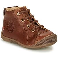 Schuhe Jungen Boots GBB NOE Braun,