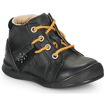 Schuhe Jungen Boots GBB ORBINO Schwarz