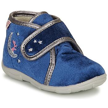 Chaussures Fille Chaussons GBB OCELINA Bleu