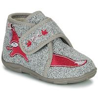 Schuhe Mädchen Hausschuhe GBB OCELINA Grau