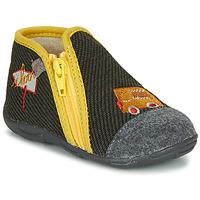 Schuhe Jungen Hausschuhe GBB OUBIRO Grau