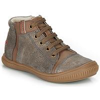 Schuhe Mädchen Sneaker High GBB OUNA Maulwurf