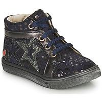 Schuhe Mädchen Sneaker High GBB NAVETTE Marineblau