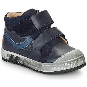 Schuhe Jungen Sneaker High GBB OMALLO Marineblau