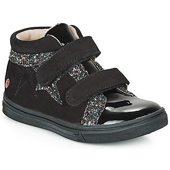 Schuhe Mädchen Sneaker High GBB OHANE Schwarz