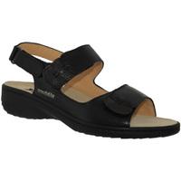 Chaussures Femme Sandales et Nu-pieds Mobils By Mephisto GETHA Noir cuir