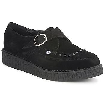 Schuhe Derby-Schuhe TUK MONDO SLIM Schwarz