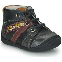 Schuhe Jungen Boots GBB LEWIN Schwarz