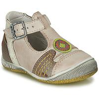 Schuhe Jungen Sandalen / Sandaletten GBB MARIO Beige