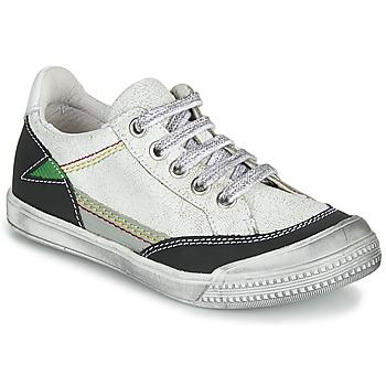 Chaussures Garçon Baskets basses Ramdam KUMAMOTO Blanc