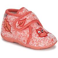 Schuhe Mädchen Hausschuhe GBB NEOPOLO Rose / Rot