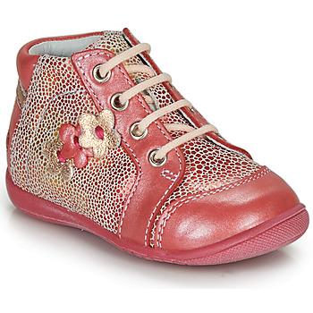 Schuhe Mädchen Boots GBB PETULA Koralle