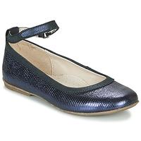 Schuhe Mädchen Ballerinas Achile DANIELA Marine