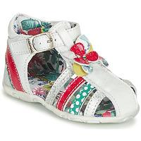 Schuhe Mädchen Sandalen / Sandaletten Catimini PERSAN Weiß