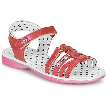 Chaussures Fille Sandales et Nu-pieds Catimini PASTEL Rose