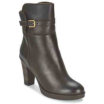Chaussures Femme Bottines Fred de la Bretoniere COEVORDEN Marron