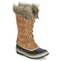 Chaussures Femme Bottes de neige Sorel JOAN OF ARCTIC Camel