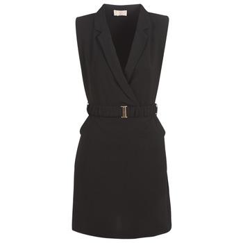 Vêtements Femme Robes courtes Moony Mood KOAL Noir