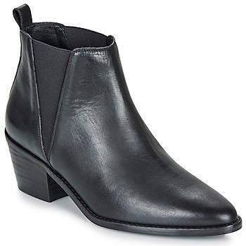 Schuhe Damen Boots Castaner GABRIELA Schwarz