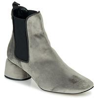 Schuhe Damen Boots Castaner LANAI Grau