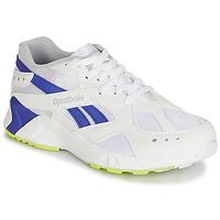 Schuhe Herren Sneaker Low Reebok Classic AZTREK Weiß / Blau