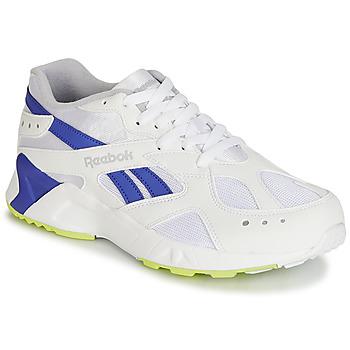 Chaussures Homme Baskets basses Reebok Classic AZTREK Blanc / bleu